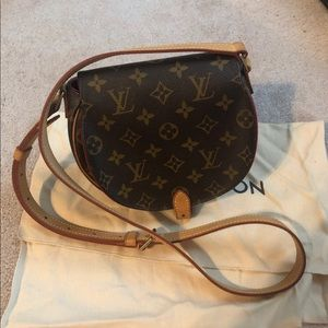 Louis Vuitton Monogram Tambourine bag